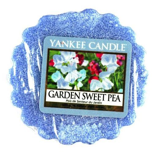 Wosk zapachowy - Garden Sweet Pea - 22g - Yankee Candle (5038580000924)