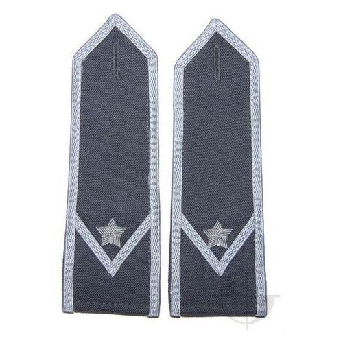 Pagony stalowe do koszulo-bluzy Wojska Polskiego - młodszy chorąży - nowy wzór