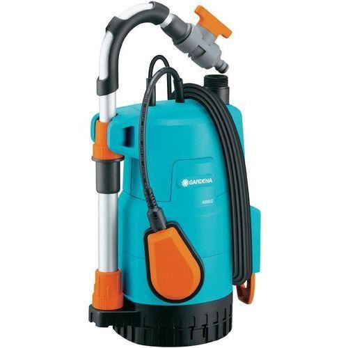 Pompa Gardena 01740-20, 4000 l / h, 500 W, 4,8 kg (4078500174008)