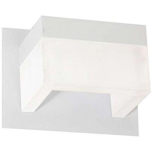 Milagro kinkiet/lampa ścienna led cubo biały 448