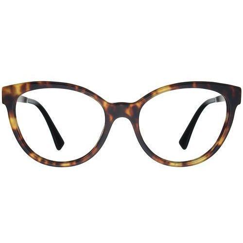 Versace VE 3237 5208 Okulary korekcyjne + Darmowa Dostawa i Zwrot
