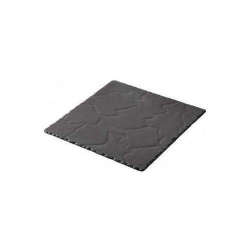 Talerz kwadratowy basalt | różne wymiary | 20x20cm - 30x30cm marki Revol