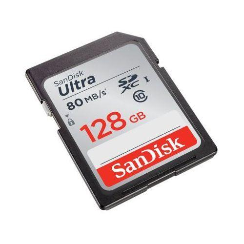 Karta pamięci SANDISK SDXC 128GB Ultra
