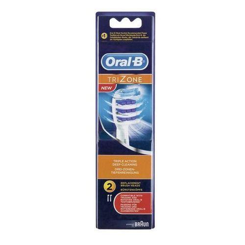 Braun Oral-B końcówki do szczoteczek elektrycznych Trizone, 2 szt.(EB30-2)