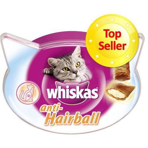Whiskas Anti-Hairball - 3 x 60 g (5998749108598)