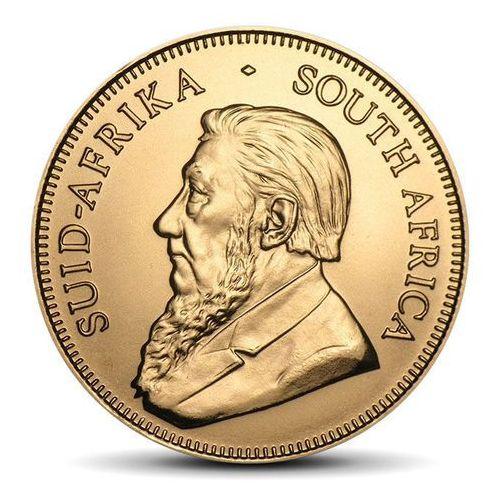 Rand rafinery Krugerrand 1/2 uncji złota - wysyłka 24 h! - 24h