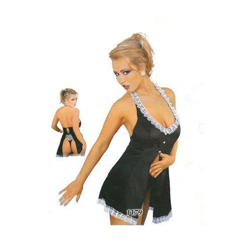 9f418951b1679d Kostiumy erotyczne · Przebranie pokojówki, Rozmiar: M/L, Kolor: Czarny  (9880057379725)