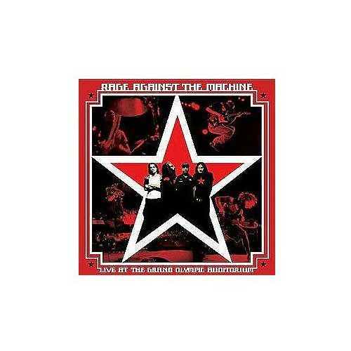 RAGE AGAINST THE MACHINE - LIVE AT THE GRAND OLYMPIC AUDITORIUM (CD) - produkt z kategorii- Metal