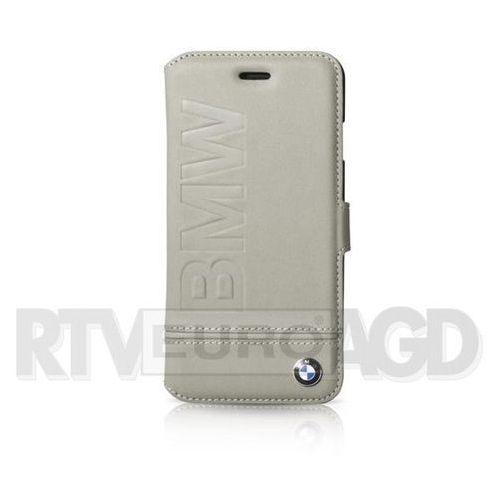 BMW Book BMFLBKP6LLST iPhone 6/6S beżowy DARMOWA DOSTAWA DO 400 SALONÓW !! (3700740367360)