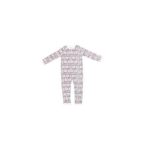 Rampers pajac niemowlęcy - love sleep marki Dolce sonno