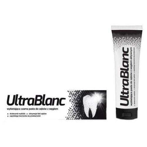 Ultrablanc wybielająca pasta do zębów z węglem aktywnym 75ml marki Aflofarm
