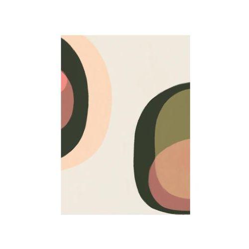 Consalnet Kanwa geometria abstrakcja 50 x 70 cm