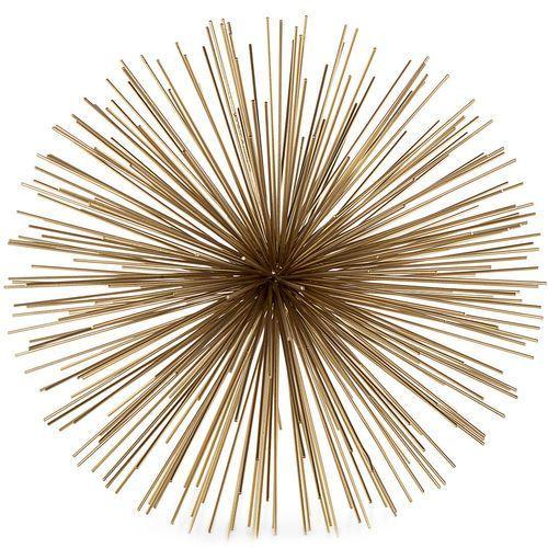 Philippi Gwiazda dekoracyjna złota riccio duża (p265002) (4037846161974)