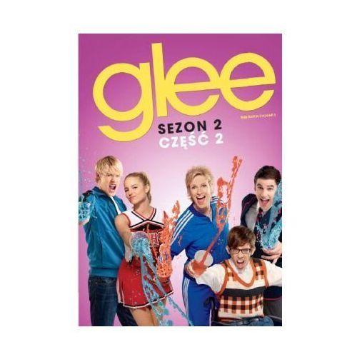 Glee.Sezon 2 - część 2 (DVD) - Brad Falchuk, Ryan Murphy, Scott John - produkt z kategorii- Seriale, telenowele, programy TV
