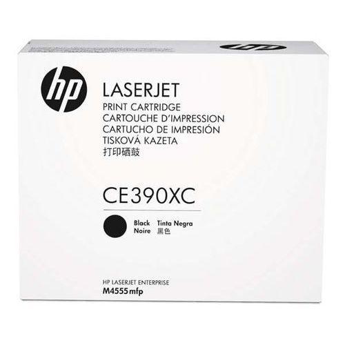 HP toner Black 90X, CE390XC (opakowanie korporacyjne)