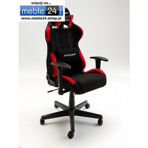 Fotel dla gracza speed 1 racer marki Mca