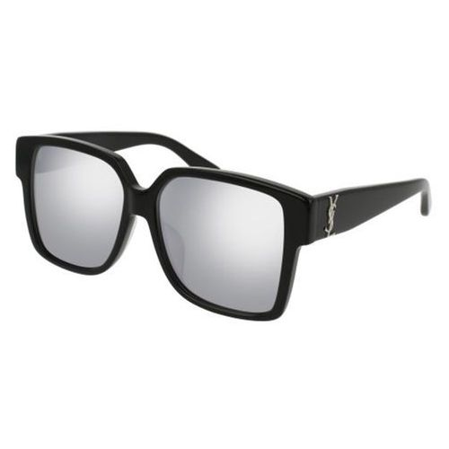 Okulary Słoneczne Saint Laurent SL M9/F Asian Fit 001