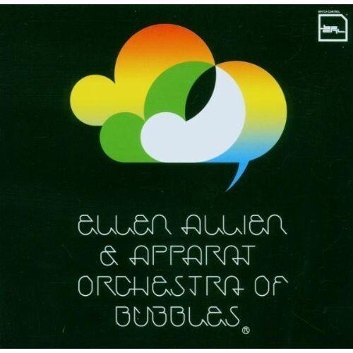 Orchestra of bubbles - allien apparat ellen (płyta winylowa) (0661956712517)