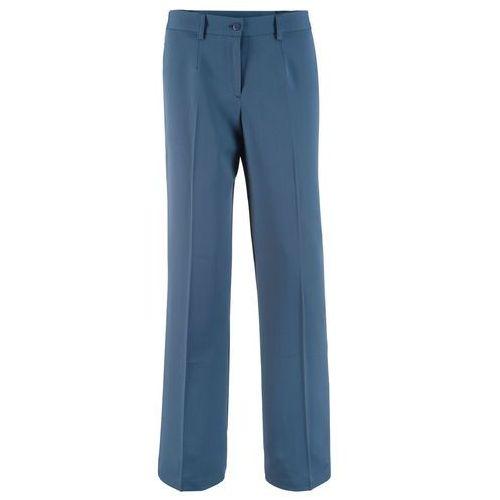 Dżinsy ze stretchem STRAIGHT bonprix niebieski, jeansy