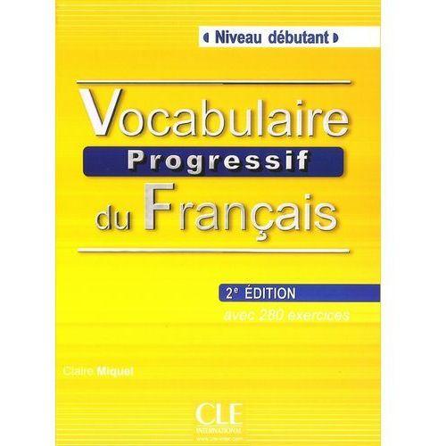 Vocabulaire Progressif Du Francais Niveau Debutant Książka Z Cd 2 Edycja (2010)
