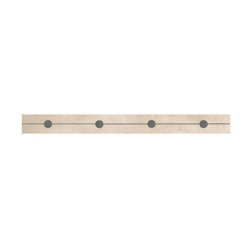 Cersanit Listwa steela bianco 5,5x59,8 gat. 1 wd237-011