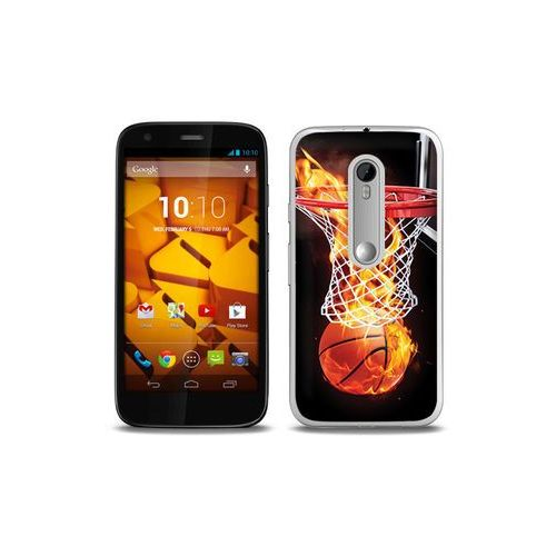 Foto Case - Motorola Moto G3 - etui na telefon Foto Case - koszykówka, kup u jednego z partnerów