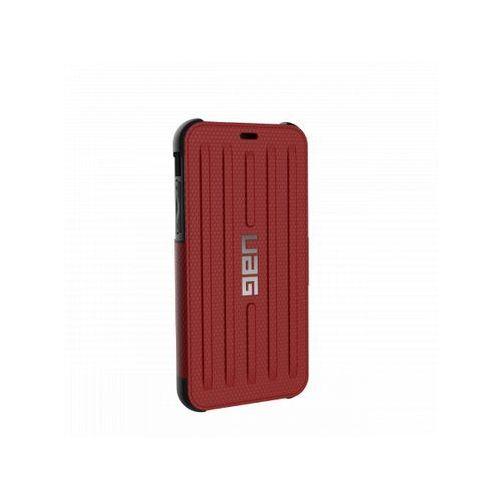 Uag metropolis apple iphone x czerwony >> bogata oferta - szybka wysyłka - promocje - darmowy transport od 99 zł!