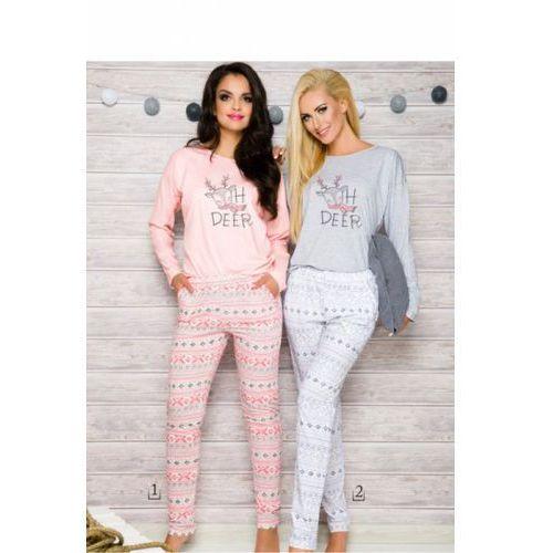 Piżama Damska Model Sofia 2115 AW/17 K1 Pink