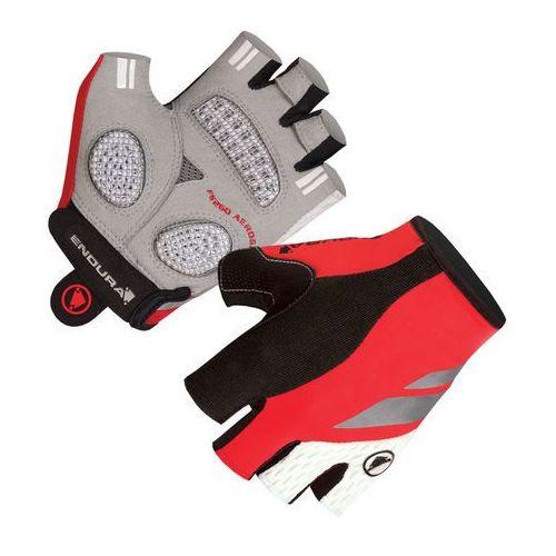 Endura Rękawiczki krótkie fs260-pro aerogel mitt czerwony / rozmiar: s