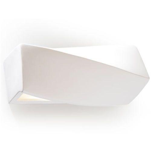 Sollux Kinkiet lampa ścienna sigma mini 1x60w e27 biały sl.0229 >>> rabatujemy do 20% każde zamówienie!!!