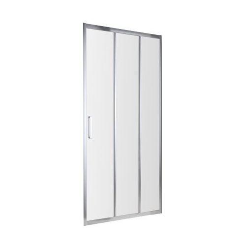 Drzwi prysznicowe, przesuwane 80 cm Chelsea NDT80X Omnires