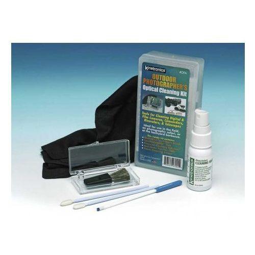Kinetronics 707001 zestaw Optical wysokiej jakości do czyszczenia optyki, kup u jednego z partnerów