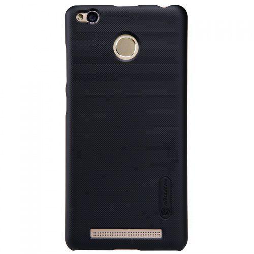 Nillkin CASE CZARNY Xiaomi Redmi 3 PRO z PL FV23%, kolor czarny