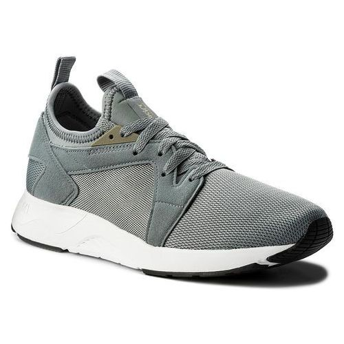 Sneakersy - tiger gel-lyte v rb h801l stone grey/stone grey 1111 marki Asics