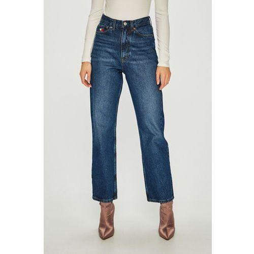 - jeansy marki Tommy jeans