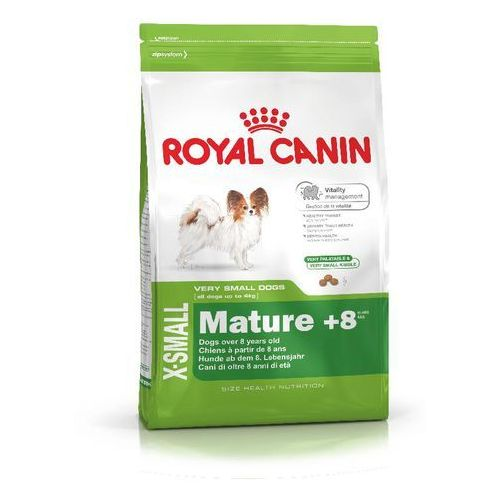 ROYAL CANIN X-Small Mature + 8 1,5kg, 1001092