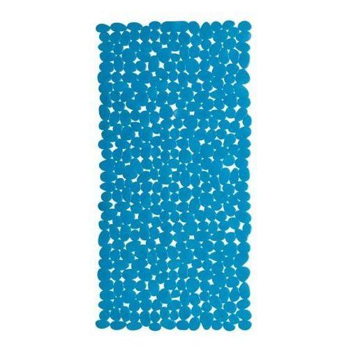 Cooke&lewis Mata łazienkowa batumi do wanny niebieska (3663602965749)