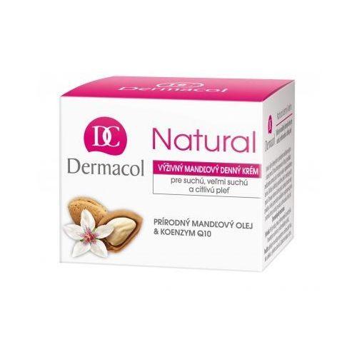 Dermacol natural almond krem do twarzy na dzień 50 ml dla kobiet (8595003102889)