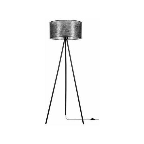 Spot-light Lampa podłogowa nevoa czarna e27