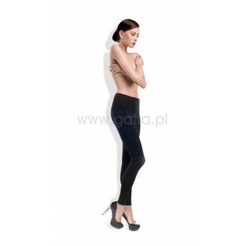 skinny hot czarne 4502s spodnie, Gatta