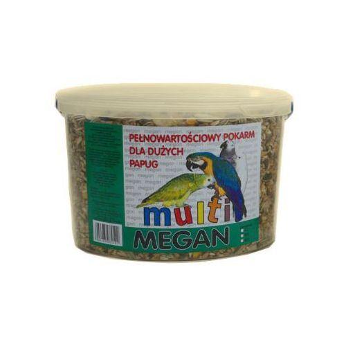 MEGAN Pokarm dla dużych papug 3l, kup u jednego z partnerów