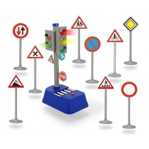 DICKIE Sygnalizator ze znakami drogowymi (4006333039287)