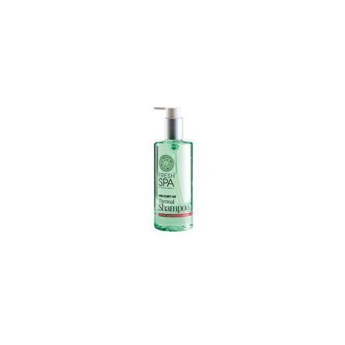 Natura Siberica Fresh SPA, delikatny termalny szampon do włosów, 300ml