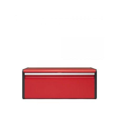 Chlebak prostokątny czerwony - Brabantia