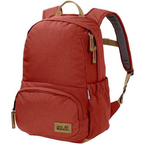 Jack Wolfskin Croxley Plecak Dzieci czerwony 2018 Plecaki szkolne i turystyczne (4055001740901)