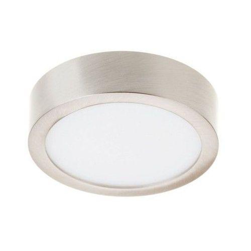 Lampa sufitowa plafon natynkowy 6W V-TAC Ø90 mm (3800157621465)