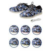 Buty z podświetlaną podeszwą 2Z3408