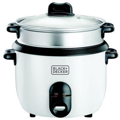 Black&decker Urządzenie do gotowania ryżu rc1860