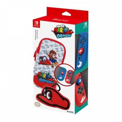 Zestaw akcesoriów HORI Mario Odyssey Starter Kit do Nintendo Switch, NSP250