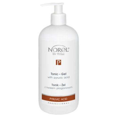 Norel (dr wilsz) tonic-gel with pyruvic acid tonik-żel z kwasem pirogronowym (pt082)